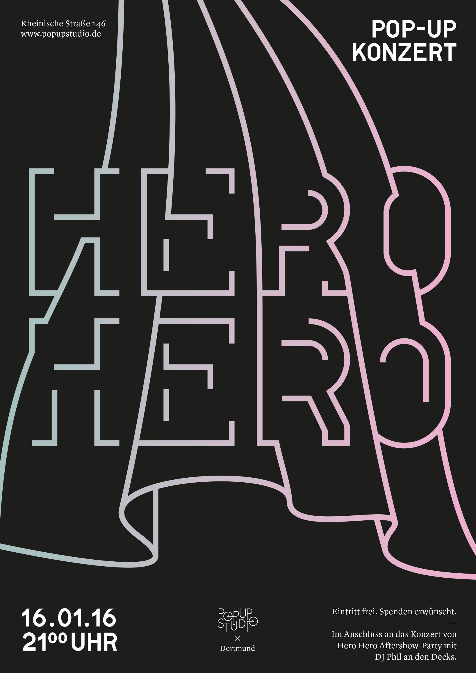150111 Hero Plakat Ohne Rahmen