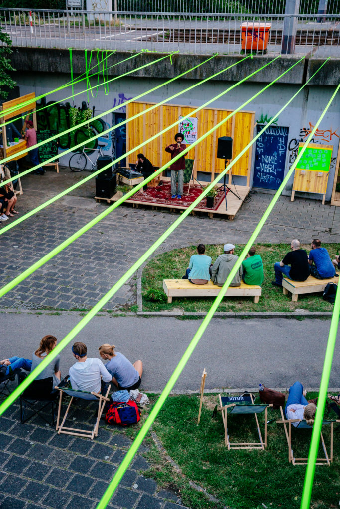 Donnerstag Open Stage Band Mellow Melody Copyright Alexander Münch Haltestelle Fortschritt8